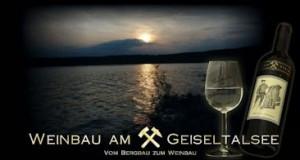 Weinbau Geiseltalsee